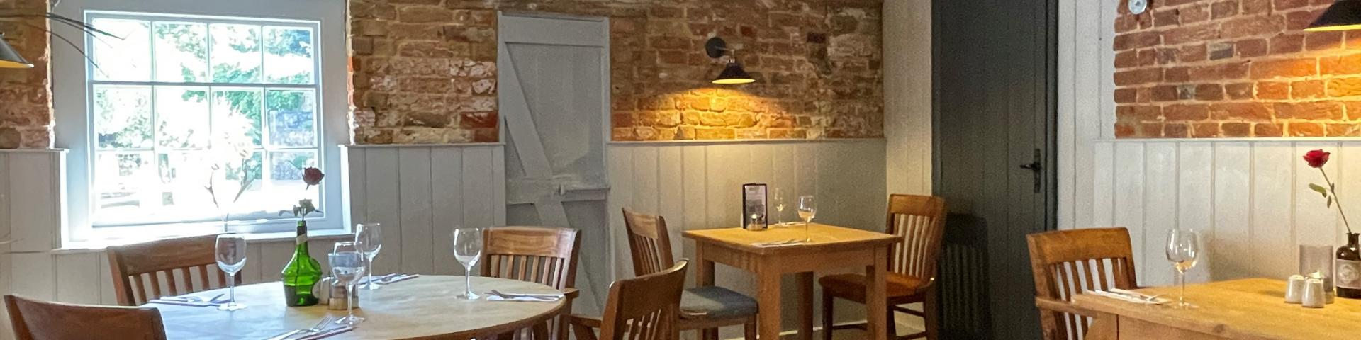 Dining Room George and Dragon Ightham