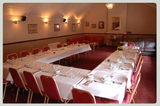 The George and Dragon Ightham Function Room2